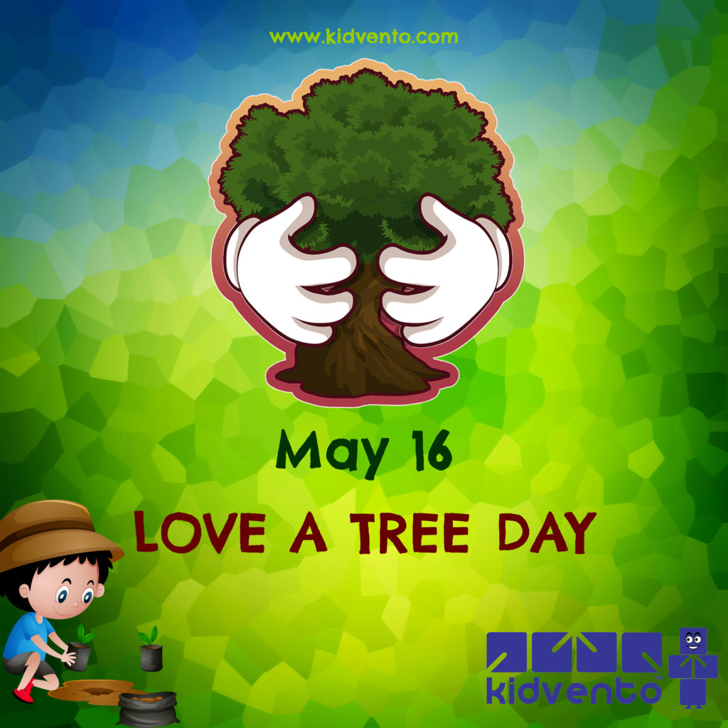 love a tree day